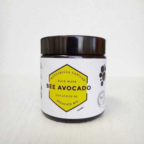maschera-capelli-naturale-bee-avocado-nivaria-canarias